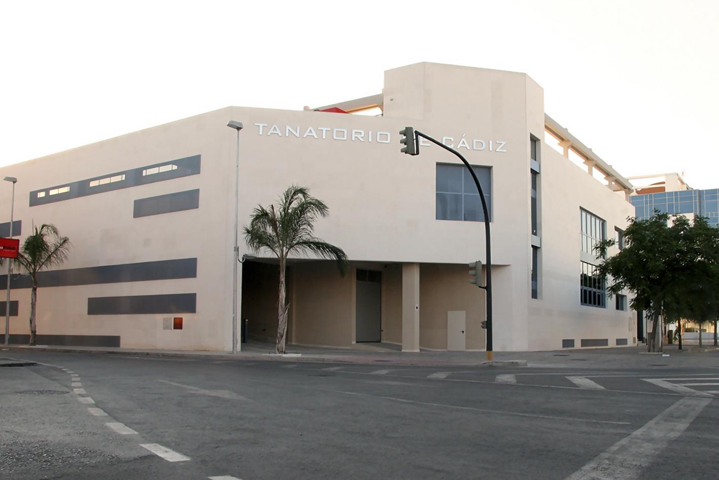 Tanatorio de Cádiz